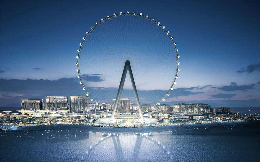 Top upcoming projects in dubai