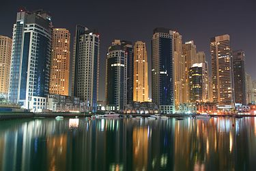 List of development projects in Dubai